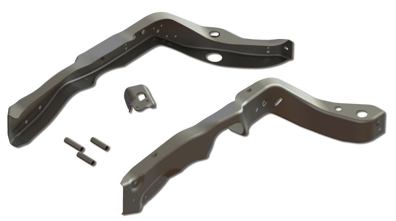 Chevelle Frame Replacement Left Side Frame Horn